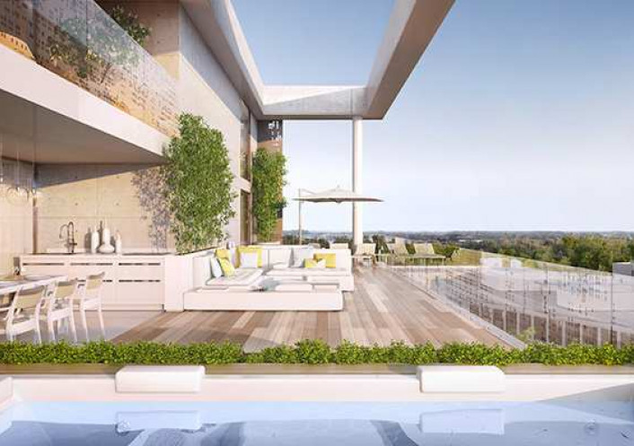 Programme neuf Montpellier Hérault 34533216 Argence immobilier