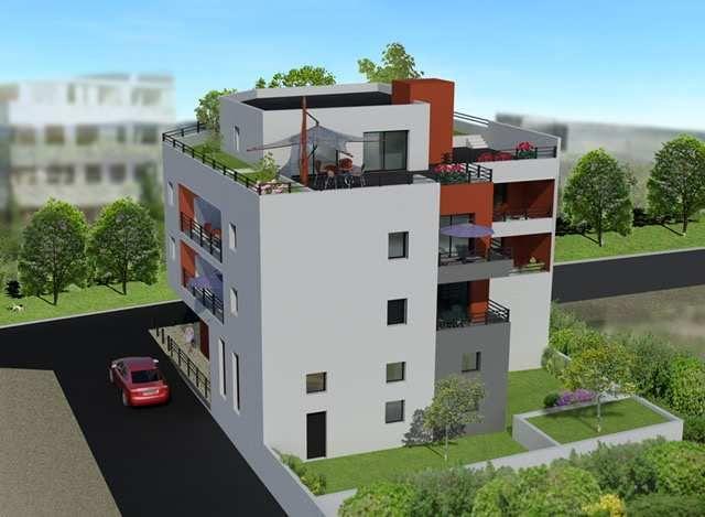 Programme immobilier villa alizee neuf castelnau le lez for Piscine castelnau le lez