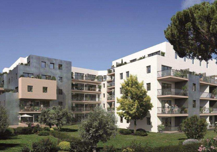Programme neuf Montpellier Hérault 34533226 Argence immobilier