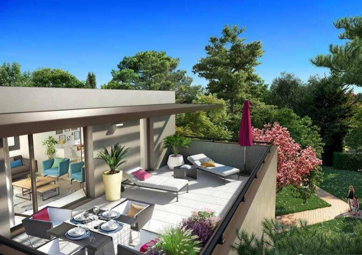 Programme neuf Montpellier Hérault 34533234 Argence immobilier