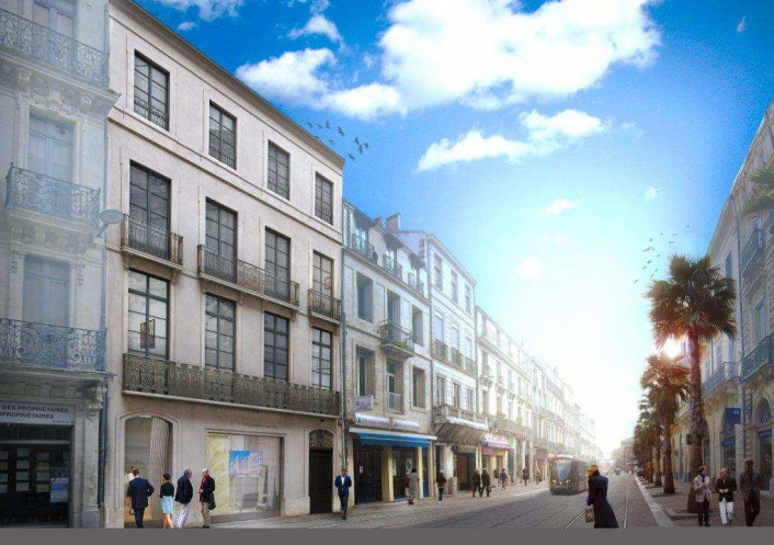 Programme neuf Montpellier Hérault 34533241 Argence immobilier