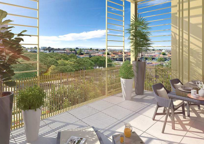 Programme neuf Montpellier Hérault 34533252 Argence immobilier