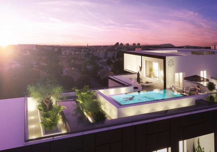 New build Montpellier Hérault 34533255 Argence immobilier