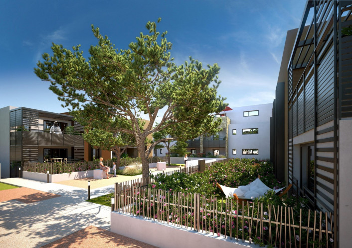New build Montpellier Hérault 34533278 Argence immobilier
