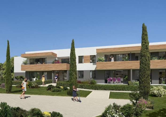 New build Montpellier Hérault 34533279 Argence immobilier