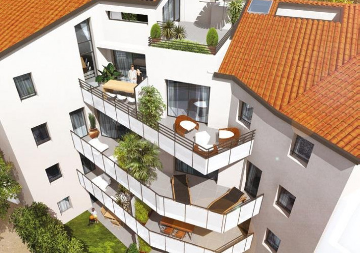 Programme neuf Montpellier Hérault 34533282 Argence immobilier