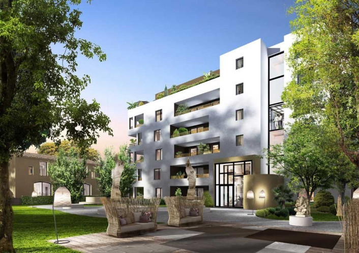 New build Montpellier Hérault 34533297 Argence immobilier