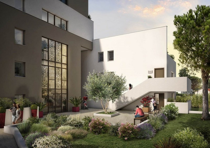 New build Montpellier Hérault 34533307 Argence immobilier