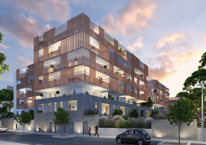 Programme neuf Montpellier Hérault 34533321 Argence immobilier