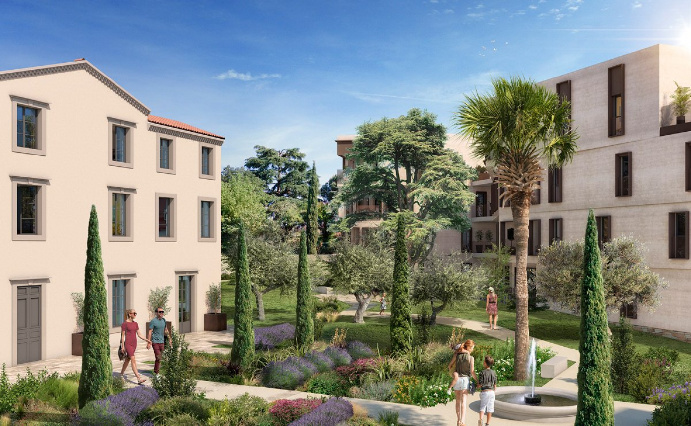 Programme neuf Montpellier Hérault 34533328 Argence immobilier