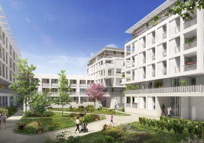 Programme neuf Castelnau Le Lez Hérault 34533329 Argence immobilier