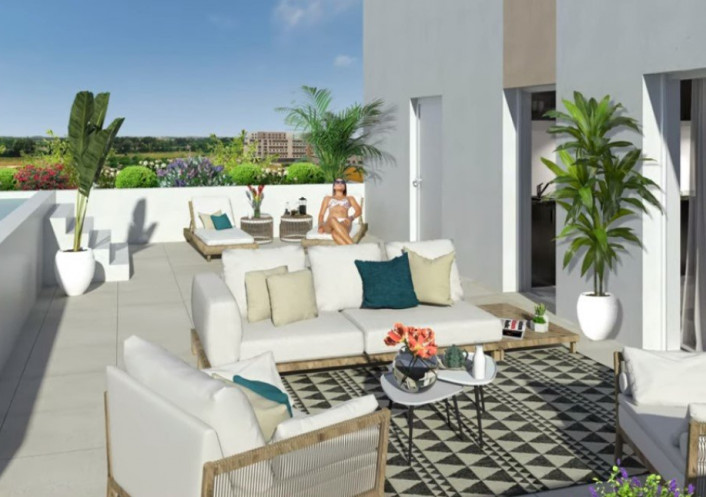 New build Montpellier Hérault 34533334 Argence immobilier