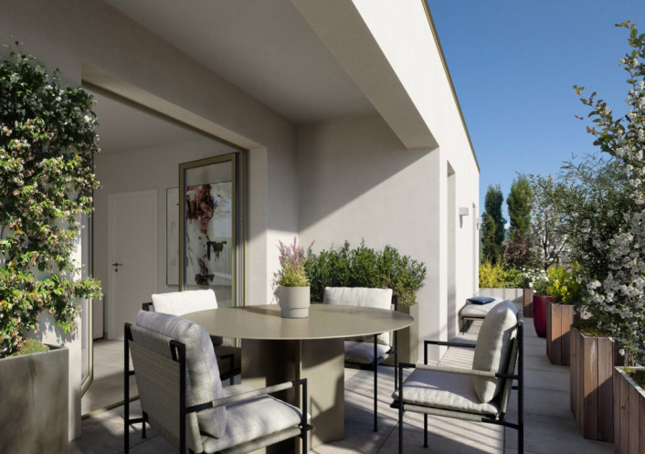 Programme neuf Montpellier Hérault 34533343 Argence immobilier