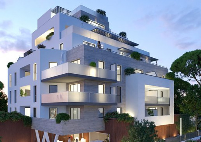 Programme neuf Montpellier Hérault 34533345 Argence immobilier