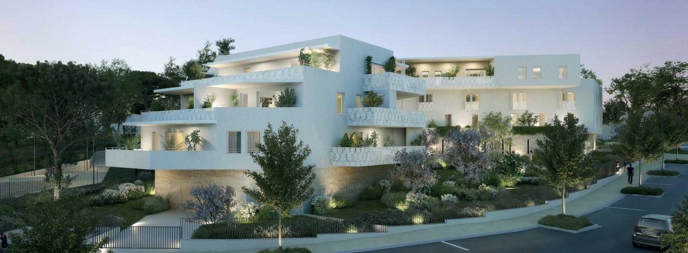 Programme neuf Saint Aunes Hérault 34533346 Argence immobilier
