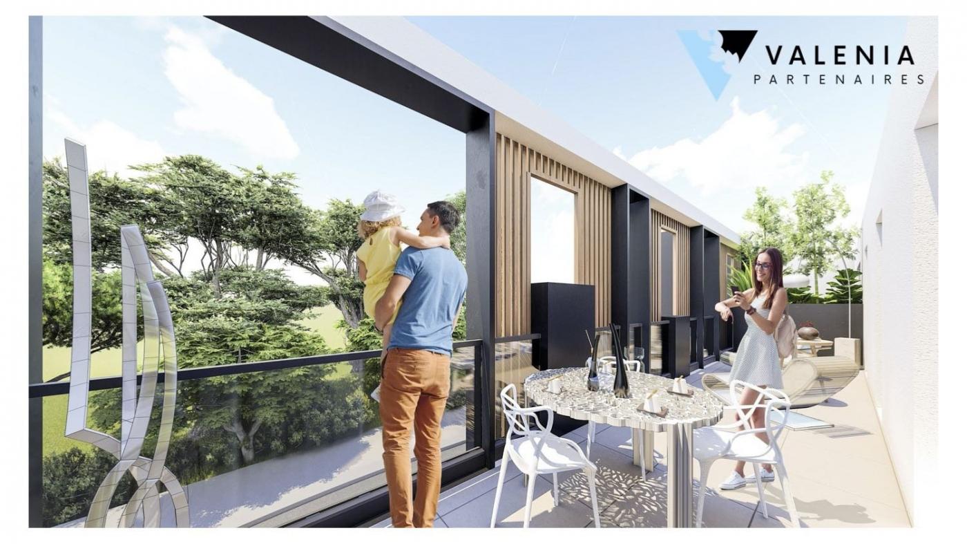 Programme neuf Castelnau Le Lez Hérault 3453412 Valenia immobilier