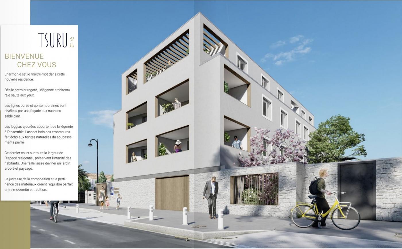 Programme neuf Mauguio Hérault 3453414 Valenia immobilier