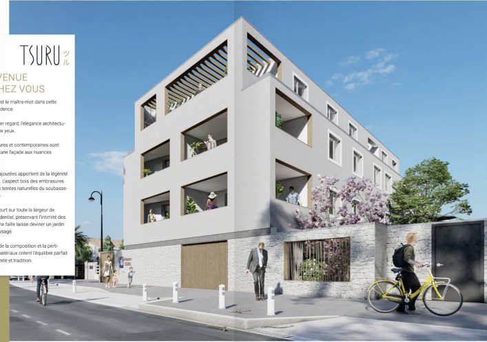 Programme neuf Mauguio Hérault 3453414 Valenia-entreprise