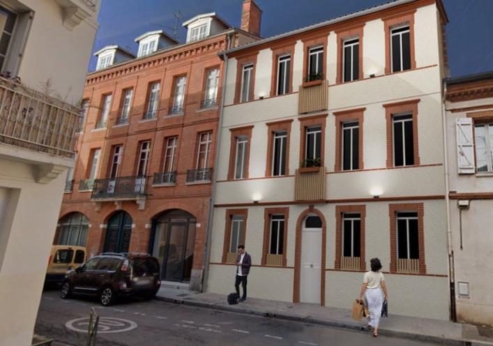 Programme neuf Toulouse Haute Garonne 3453415 Valenia-entreprise