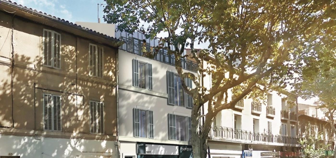 Programme neuf Aix En Provence Bouches Du Rhône 345341 Valenia immobilier