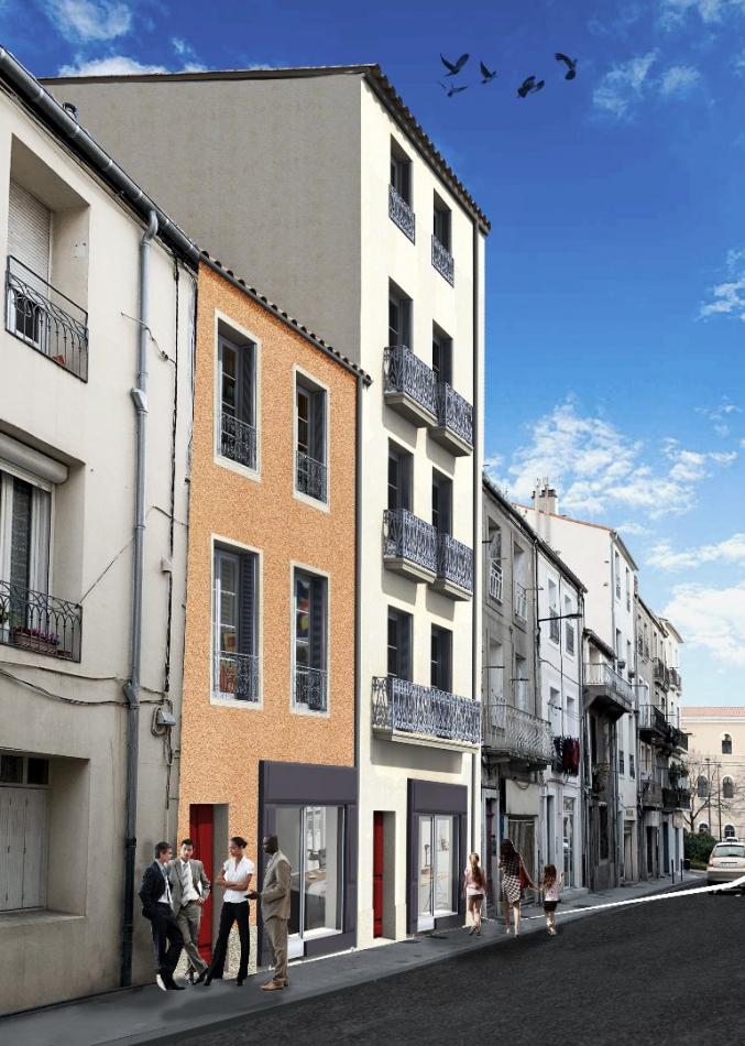 Programme neuf Sete Hérault 345344 Valenia immobilier