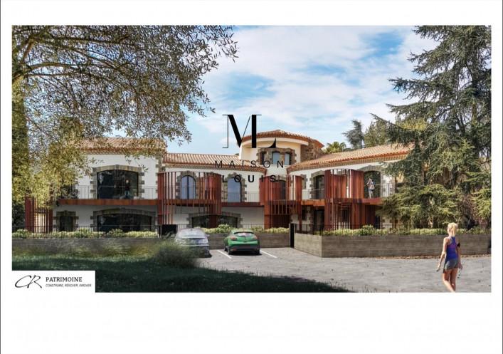 Programme neuf Castelnau Le Lez Hérault 345345 Altimmo-entreprise