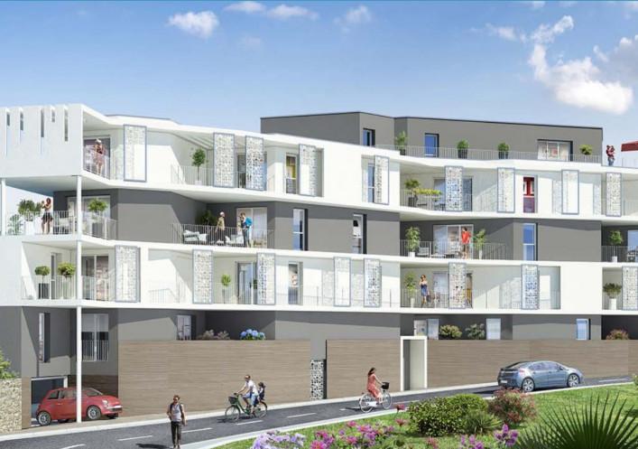 Programme neuf Sete Hérault 3454610 Escale immobilier