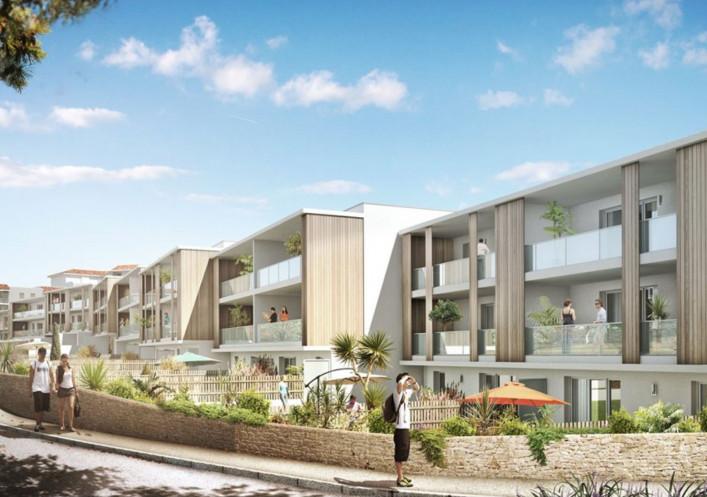 Programme neuf Sete Hérault 3454616 Escale immobilier