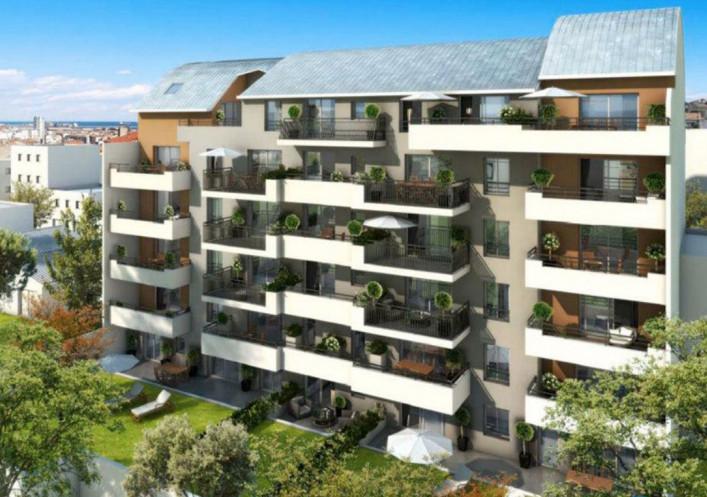 Programme neuf Sete Hérault 345462 Escale immobilier