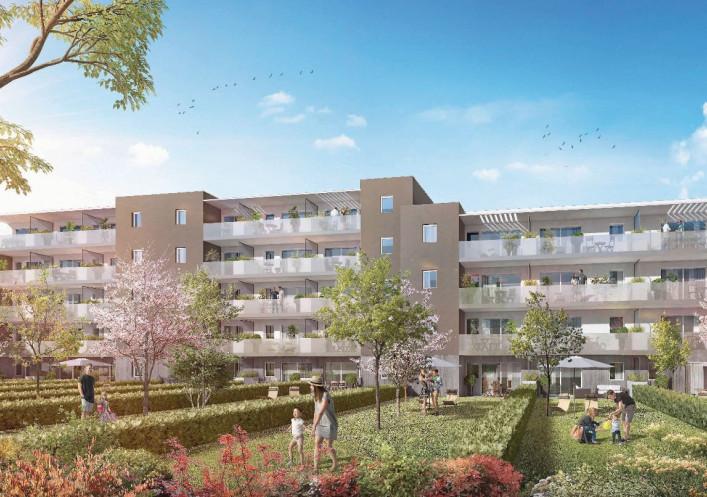 Programme neuf Sete Hérault 345466 Escale immobilier
