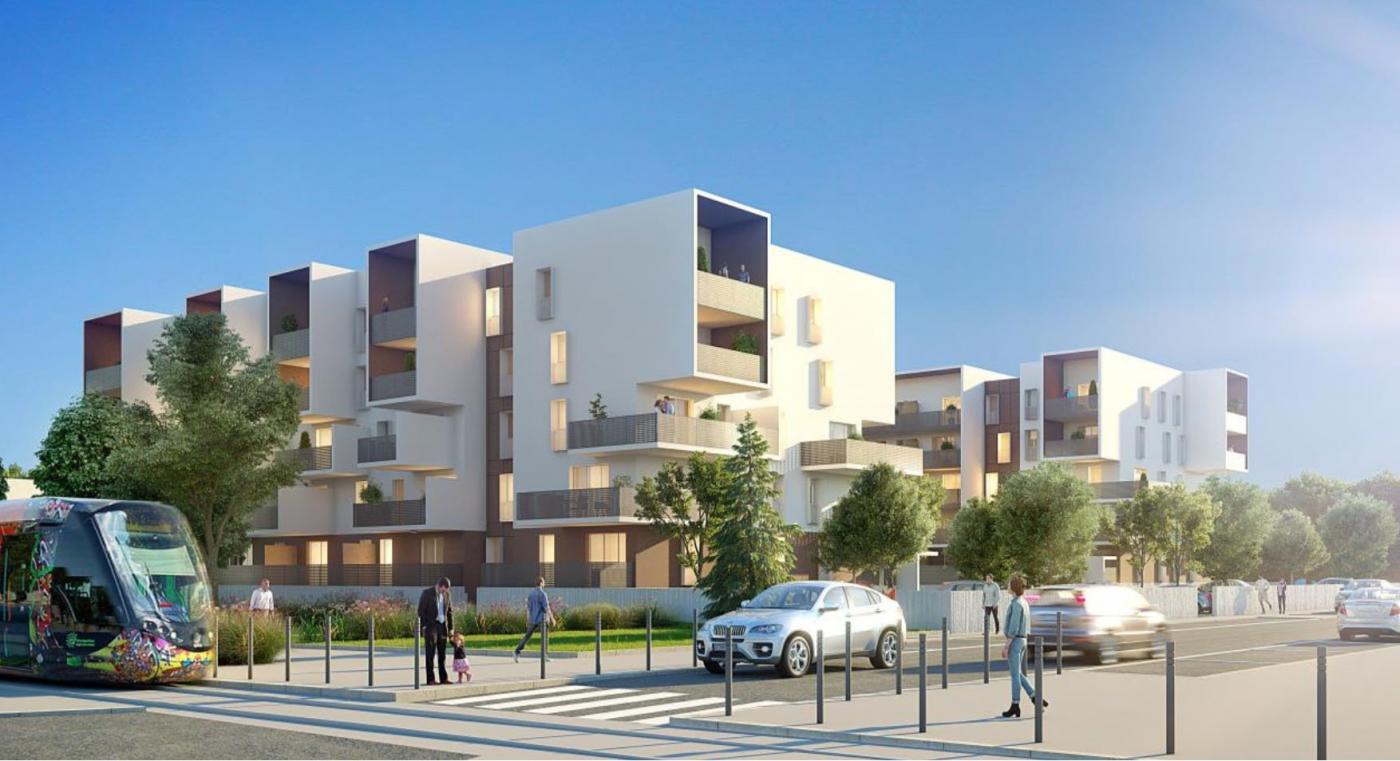 Programme neuf Juvignac Hérault 345467 Escale immobilier