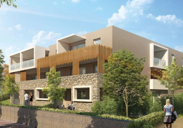 Programme neuf Juvignac Hérault 345468 Escale immobilier