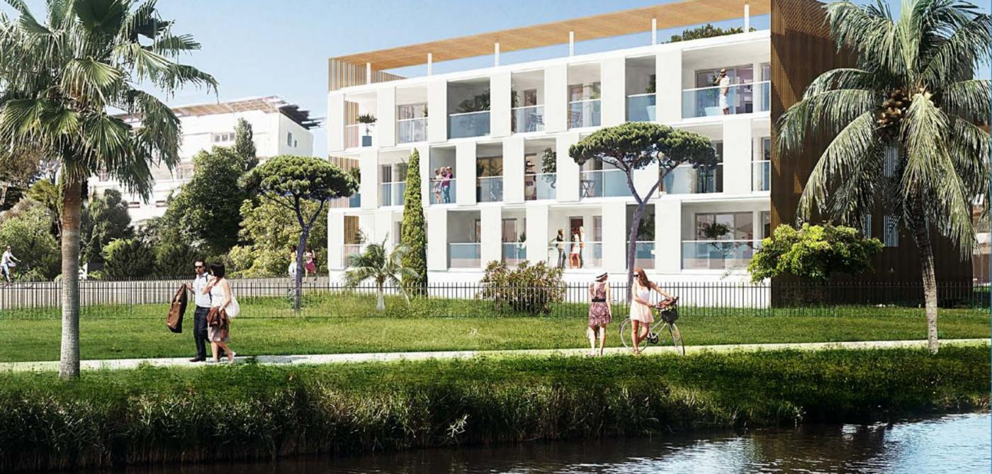 Programme neuf Sete Hérault 345469 Escale immobilier
