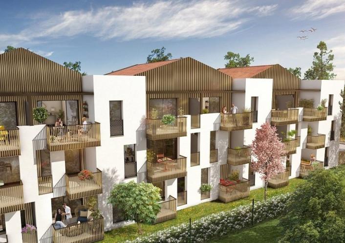 Programme neuf Saint Jean De Vedas Hérault 34556100 Opus conseils immobilier