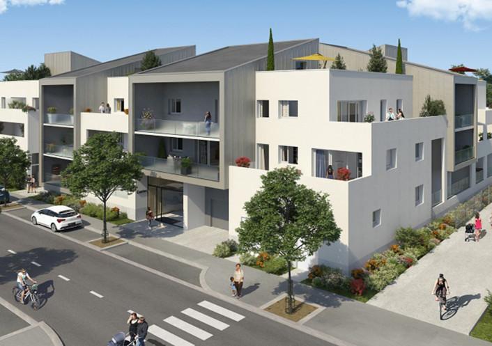 Programme neuf Saint Bres Hérault 34556102 Opus conseils immobilier