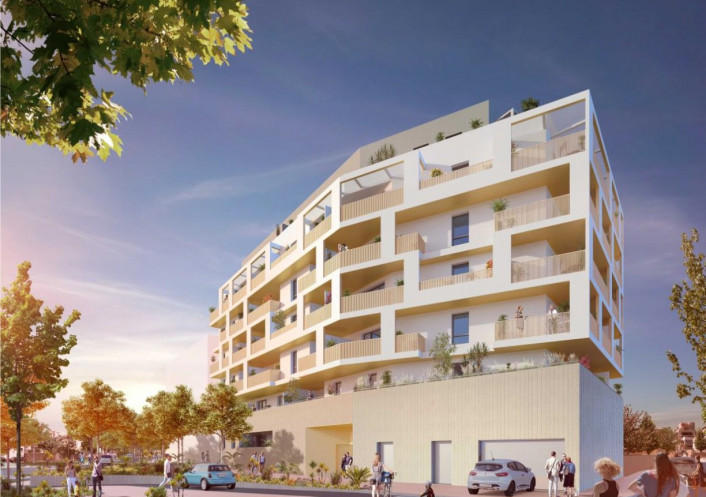 Programme neuf Montpellier Hérault 34556110 Opus conseils immobilier