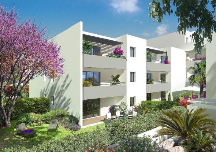 Programme neuf Castelnau Le Lez Hérault 34556115 Opus conseils immobilier