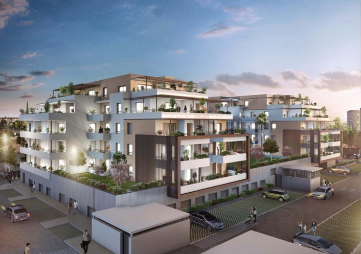 Programme neuf Nimes Gard 34556117 Opus conseils immobilier