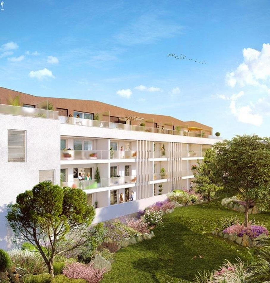 Programme neuf Beziers Hérault 34556121 Opus conseils immobilier