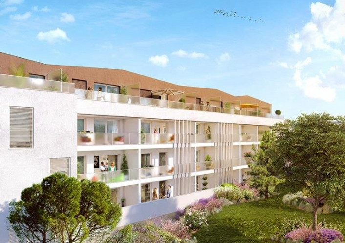 Programme neuf Beziers Hérault 34556121 Opus conseils immobilier