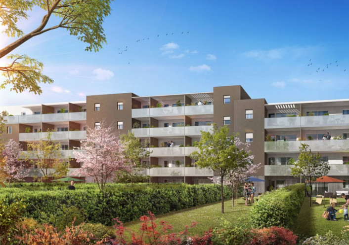 Programme neuf Sete Hérault 34556122 Opus conseils immobilier