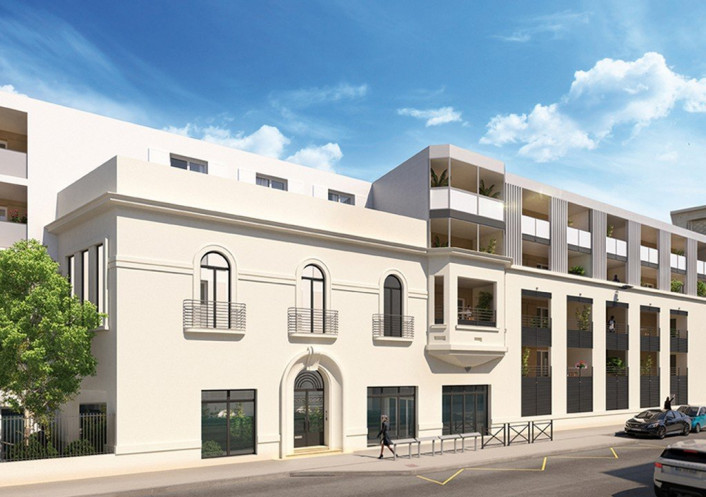 Programme neuf Nimes Gard 34556141 Opus conseils immobilier