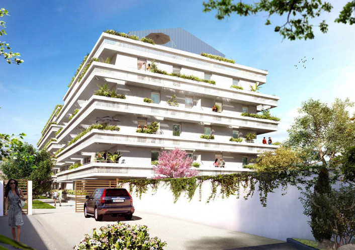 Programme neuf Montpellier Hérault 34556144 Opus conseils immobilier