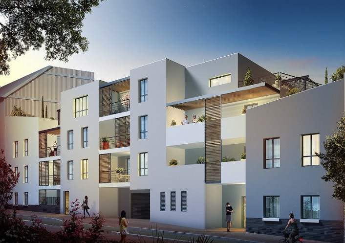 Programme neuf Montpellier Hérault 34556149 Opus conseils immobilier