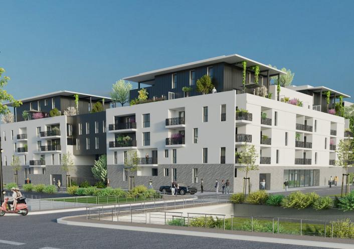 Programme neuf Nimes Gard 34556151 Opus conseils immobilier