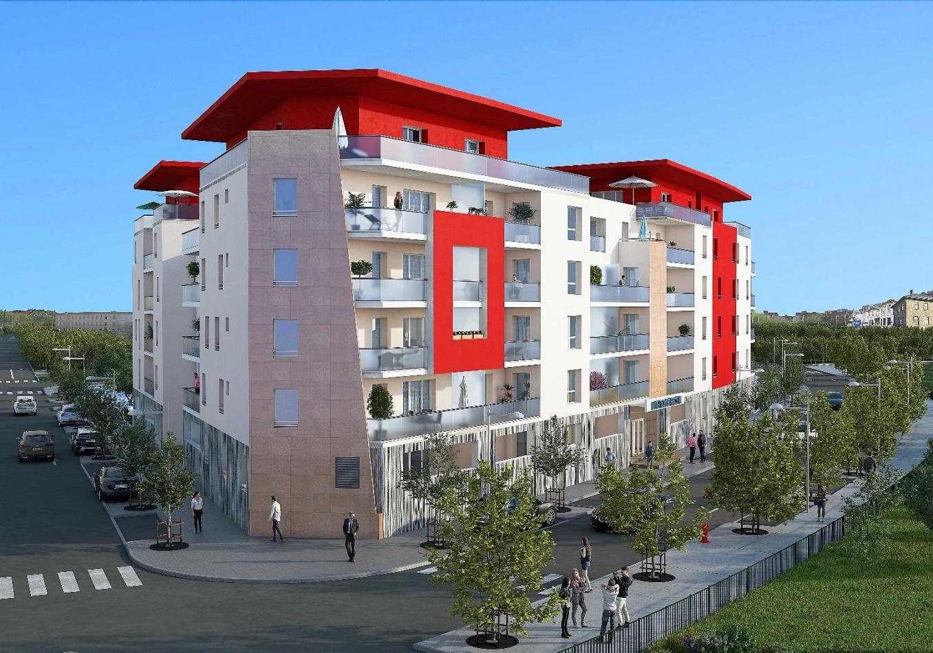 Programme neuf Nimes Gard 34556153 Opus conseils immobilier