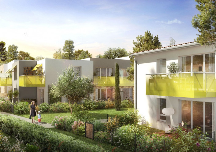 Programme neuf Montpellier Hérault 34556162 Opus conseils immobilier