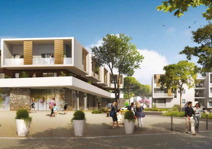 Programme neuf Clapiers Hérault 34556167 Opus conseils immobilier