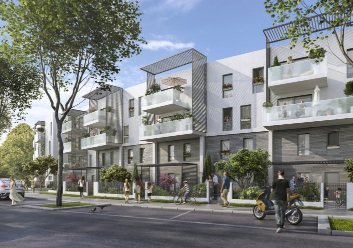 Programme neuf Montpellier Hérault 34556169 Opus conseils immobilier