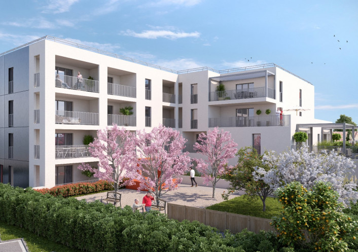 Programme neuf Montpellier Hérault 34556170 Opus conseils immobilier